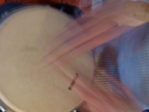 Sich dem Klang einer Trommel zu entziehen, ist schlichtweg nicht möglich ...